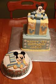 Baby Mickey Mouse Edible Cake Decorations 17 Best Ideas About Baby Mickey Cake On Pinterest Mickey Cakes