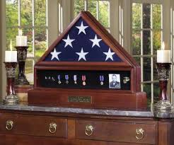 personalized flag display case.  Personalized Veteran Flag Display Case Complete Combination Set With Medal  And Engraved Pedestal Urn Intended Personalized