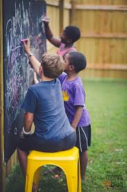 chalk don t forget your chalk the fact that the kids can have all the chalkboard fun their little hearts desire after all of your hard work is the most