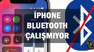 iPhone Bluetooth Çalışmıyor