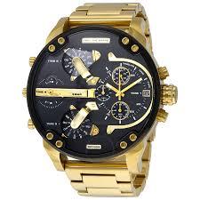 diesel mr daddy 2 0 black dial quartz men s watch dz7333 diesel diesel mr daddy 2 0 black dial quartz men s watch dz7333