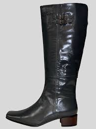 women s tall grey leather everyday wear boot with zipper closure