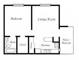 Simple House Floor Plans - Home Design