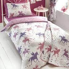 unicorn bedroom set magical unicorns bed set