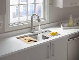 sinks kohler stainless steel farm sink american standard kitchen sinks undermount sink vs overmount minimalist