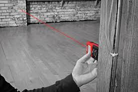 Sure, that laser rangefinder made short work of measuring every dimension  in that room you plan to renovate. It's just too bad you jotted all those  ...