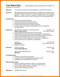 Warehouse Supervisor Resume Cv For Warehouse Manager Major Magdalene Project Org