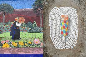 Simple Mosaic Art Designs 7 Artists Reinventing The Ancient Art Of Mosaics Artsy