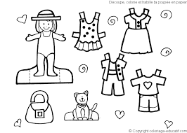 Small Picture Dress coloring pages 13 Clothes Kids printables coloring pages