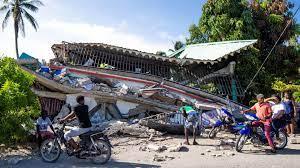 Haiti Death Toll From Earthquake Climbs ...