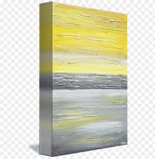 iclee print art abstract yellow grey