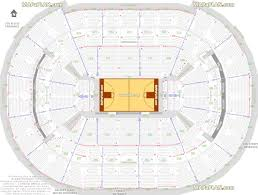Aa Center Dallas Seating Chart American Airlines Center Dallas Seat Numbers Detailed