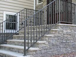 decorative railings. aluminum railing products and services. ornamental decorative railings -