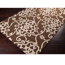 8 foot round outdoor rugs awesome rain brown barley outdoor rug 8 ft round surya
