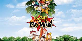 <b>Rugrats Go Wild</b>! (2003)   SHOWTIME