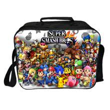 Супер Марио <b>Smash</b> Bros <b>сумка для ланча сумка</b> с ...