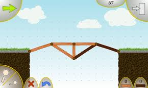 Wooden Bridge Game edbaSoftware Wood Bridges Solutions 12