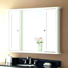 large mirrored medicine cabinet. Recessed Medicine Cabinet Without Mirror Cabinets Mirrors Bathroom Large Mirrored F
