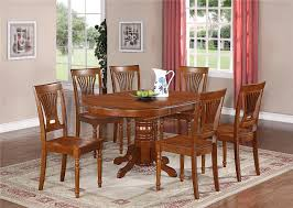 magnificent oval wood dining tables 15 tinsman table round seth rolland with regard to plan
