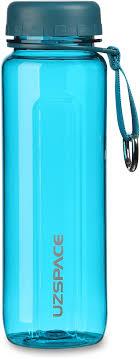 <b>Бутылка</b> для воды <b>UZSPACE 6002</b>, бирюзовый, 500 мл