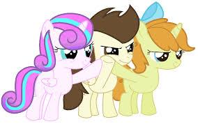 Pound Cake Pumpkin Cake And Flurry Heart Go Team Ponies