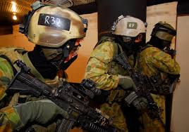 US Air Force Special Tactics ficer Selection & Training – Boot