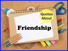 Friendship Chart For School 70 Quotes About Friendship For Children Download Free