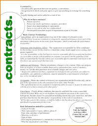 Business Agreement Between Two Parties Contract Sample Between Two Parties Practical Depiction Agreement 10