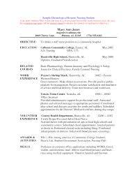 cover letter sample nursing resume objectives new graduate cbccaedffbaestudent resume objective how to write a nursing resume