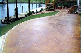 diy concrete patio ideas concrete floor painting ideas charlieshandles com