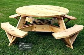 round picnic table plans round picnic table picnic table 2x6 plans free square picnic table plans