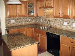 Granite Tile Kitchen Granite Kitchen Countertops Kitchen Brilliant Modern Luxury