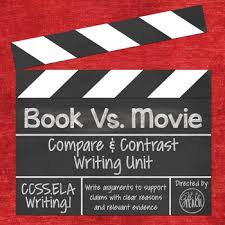 book vs movie writing a compare and contrast opinion essay by  book vs movie writing a compare and contrast opinion essay