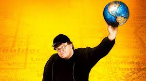 bowling for columbine directed by michael moore bull reviews bowling for columbine 2002 directed by michael moore bull reviews film cast bull letterboxd