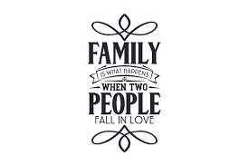 Free svg cut files for personal use tag us #madewithlovesvg smart.bio/lovesvg. Family Is What Happens When Two People Fall In Love Svg Cut File By Creative Fabrica Crafts Creative Fabrica