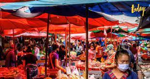 กทม. ปิด 10 ตลาด หลังพบผู้ติดเชื้อโควิด-19 สูง - workpointTODAY