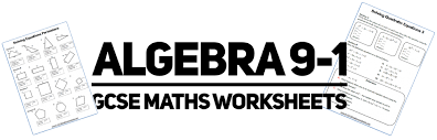 simultaneous equations worksheets 9 1 gcse maths and