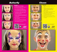 mehron paradise aq premium face paint makeup kit