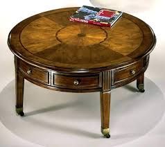 vintage coffee table antique round marvelous wood