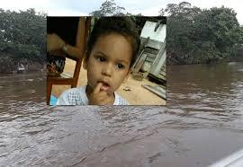 Corpo do menino Arthur que caiu no Rio Machado em Ji-Paraná é encontrado ne