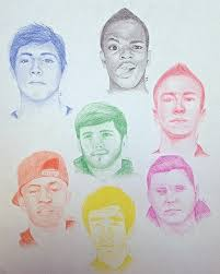 drawing ksi on insram miniminter7 zerkaahd therealksi sidemen on insram sidemen by nathworld