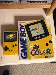 Found my old gameboy color with Pokemon | Gameboy, Retro video games,  Pokemon