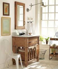 vintage bathroom love the mirror