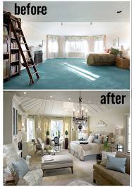 Large Master Bedroom Design Amazing Before And After Master Bedrooms By Candice Olson Now