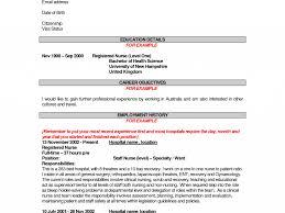 Rn Resume Objective Cv Resume Ideas