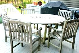 teak outdoor dining chairs for deep seating furniture oil nz cool benches patio decorating alluring teak outdoor furniture