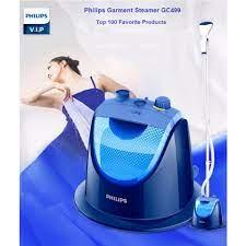 Bàn ủi hơi nước đứng Philips GC499 (Xanh) - Hàng nhập khẩu giá rẻ 1.399.000₫