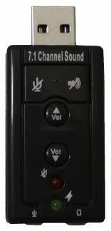 Внешняя <b>звуковая карта Palmexx</b> USB Sound Adapter 7.1 Channel ...