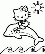 Hello kitty coloring book is an online html5 game presented by yiv.com, it's playable in browsers such as safari and chrome. Hello Kitty Online Coloring Pages