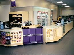 picture of convenience counter